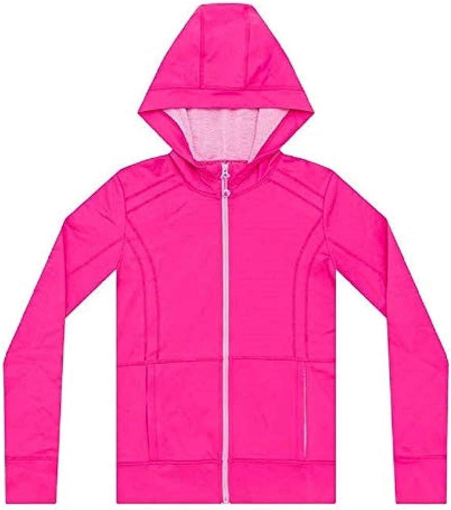 Kirkland Signature Girls Active Jacket Pink XS 5-6