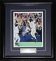Joe Carter Toronto Blue Jays 8x10 MLB Baseball Memorabilia Collector Frame