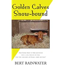 Golden Calves Snow-bound