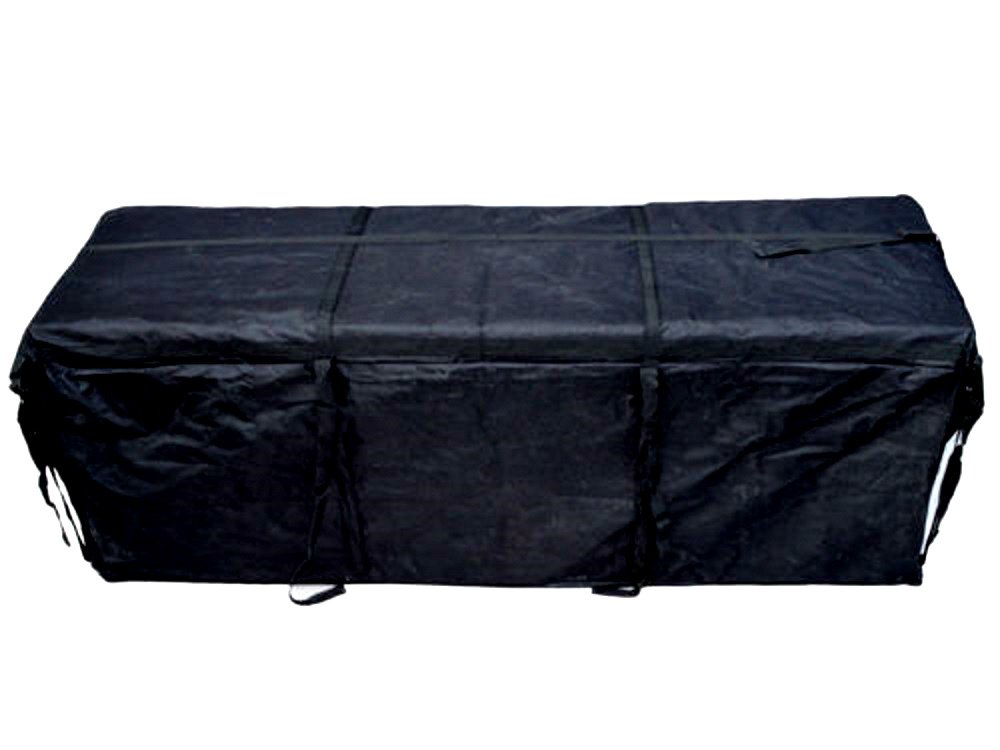 Weather Resistant Cargo Carrier Bags Expendable 58'' Bag Hitch Mount Luggage Roof Rack - Skroutz