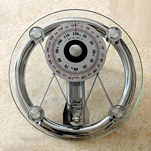 HAOMAO 1PCS Bathroom Mechanical Floor Body Weight Scales