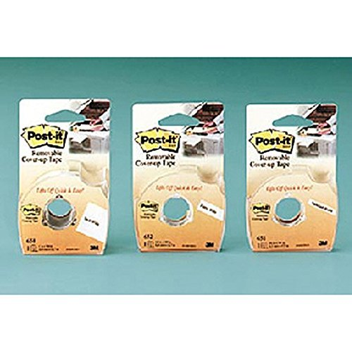 3M COMPANY TAPE POST IT LABELING & COVER UP (Set of 3)