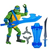 ninja turtles with skateboard - Rise of the Teenage Mutant Ninja Turtles Leonardo Action Figure