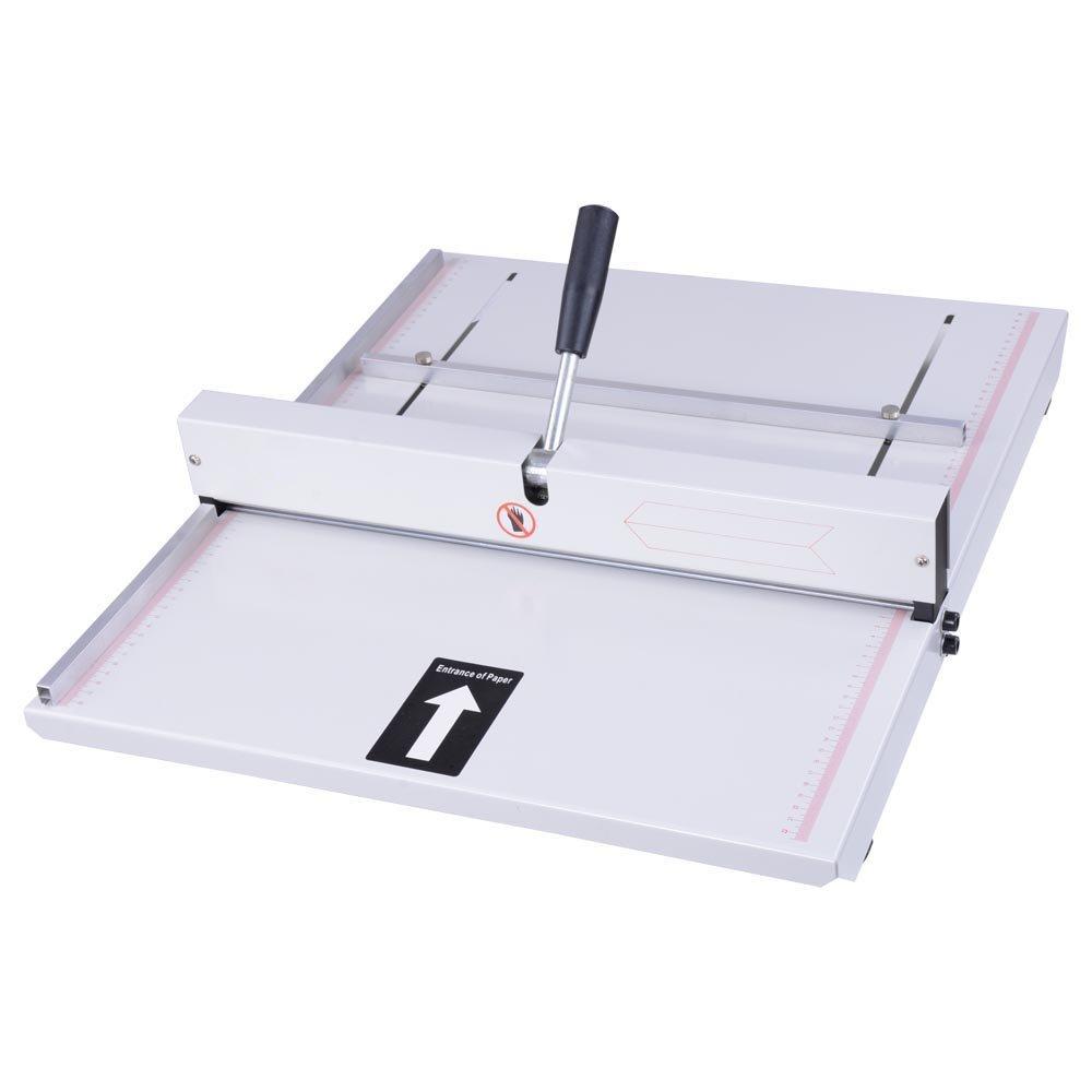 19'' Manual Scoring Paper Creasing Scoring Machine Creaser Scorer Magetic Lock by Yescom