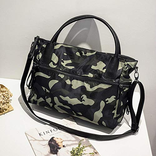 Seule Portable épaule Maerye Diagonale Femme Pack de Camouflage de Cross EEYwpqR