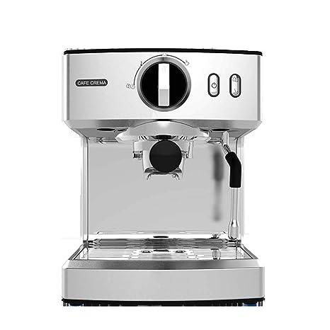 ZHJIUXING KF Fácil de Usar Cafetera Espresso, 20 Bares ...