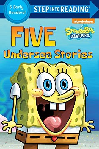 Five Undersea Stories (SpongeBob SquarePants) (Step into Reading) ()