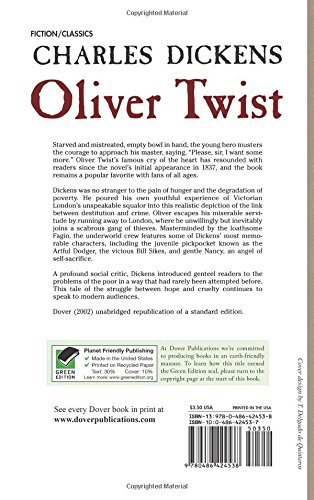 analysis of oliver twist by charles dickens Oliver twist by charles dickens - an extensive collection of teaching resources for ks3 english prose, including classic texts and more obscure works with free pdfs.