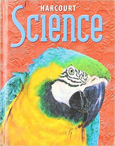 Harcourt Science, Grade 4: HARCOURT SCHOOL PUBLISHERS ...