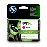 Electronics : HP 951XL Ink Cartridge, Magenta High Yield (CN047AN) for HP Officejet Pro 251 276 8100 8600 8610 8620 8625 8630