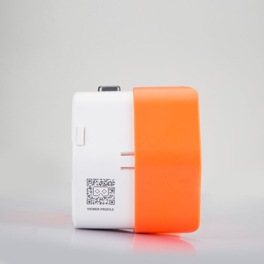 dscvr headset inspired by google cardboard v2 io 2015 vr gear for