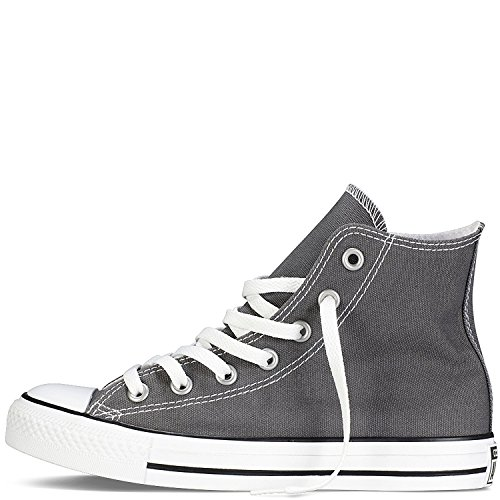 Converse High All Star Sneaker Chuck Charcoal Taylor Top Canvas CACa1qSw