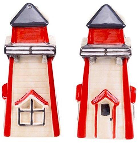 Lisa Dining Collection (In The Moment Lighthouse Salt & Pepper Shaker Set)