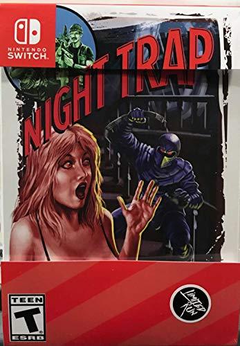Night Trap 25th Anniversary Collector's Edition (Limited Run#008) - Nintendo ()