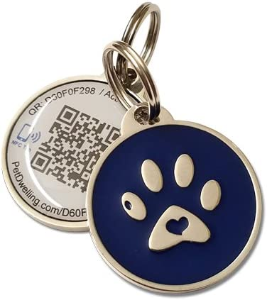 PetDwelling Smart Touch NFC/QR Code Pet ID
