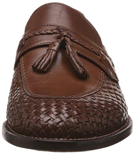 Clarks Formal Hombre Zapatos Twinley Free En Piel Marrón
