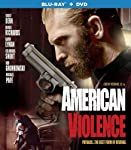 Cover Image for 'American Violence (Blu-ray + DVD)'