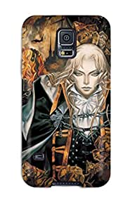 Defender Case With Nice Appearance (castlevania) For Galaxy S5