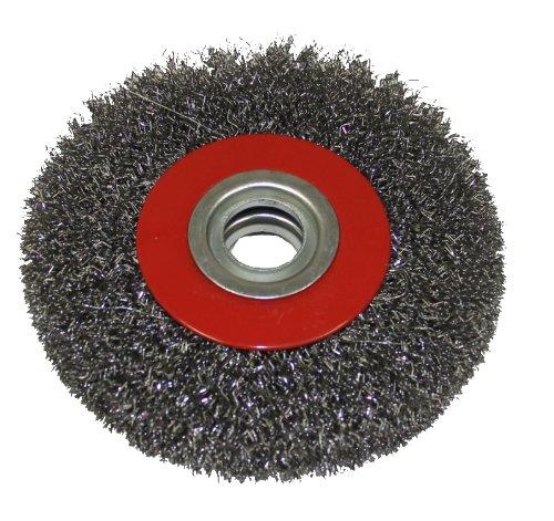 AERZETIX: Cepillo de alambre para la molienda Diá metro: 125mm C1228 3800946246848
