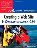 Creating a Web Site in Dreamweaver CS4, Nolan Hester, 032159150X
