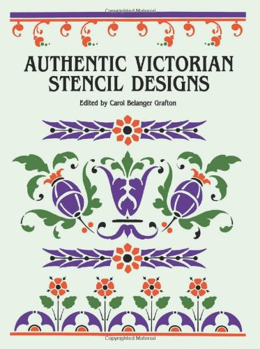 2286 traditional stencil designs dover pictorial archive