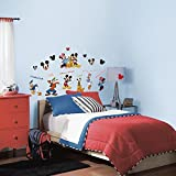 Roommates Rmk1507Scs Mickey And Friends Peel & Stick...