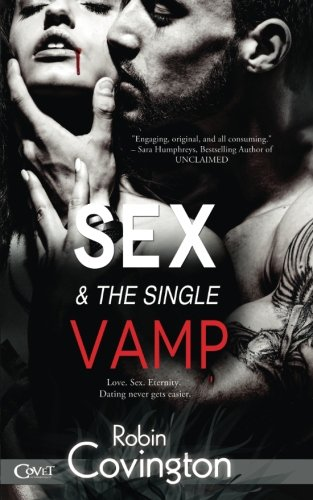 book cover of Sex and the Single Vamp
