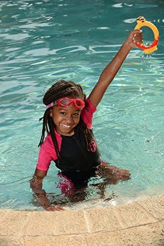 Cressi KING CRAB Junior Swim Goggles 7 to 15 Years