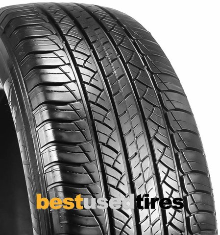 17 Inch 225/65R17 P225/65R17 Michelin Latitude Tour HP 102H 65R R17 Tire P225 2256517 (Used Michelin Tires)