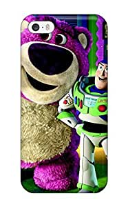 Excellent Iphone 5/5s Case Tpu Cover Back Skin Protector 2010 Toy Story Movie Cast