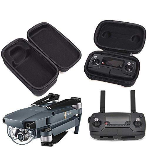 - Fstop Labs Carrying Case for DJI Mavic Pro, Platinum, Alpine Carrying Case Foldable Drone Body and Remote Controller Transmitter Bag Accessory