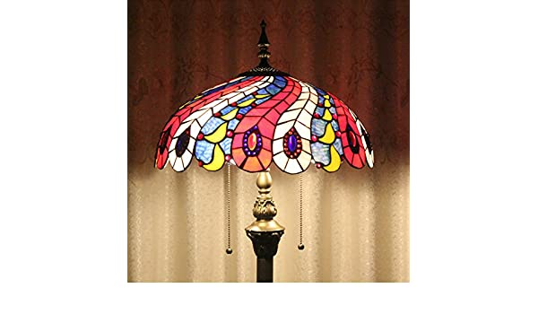 Tiffany 16-Inch Tiffany Lamps Living Room Floor Lamp Modern ...
