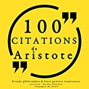 100 citations d'Aristote |  Aristote