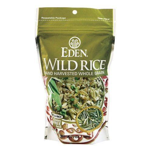 Eden Foods Wild Rice, 7 Ounce -- 12 per case. by Eden