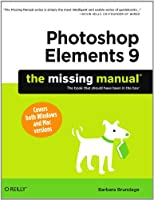 Photoshop Elements 9: The Missing Manual Front Cover