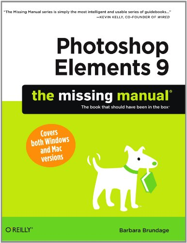 [PDF] Photoshop Elements 9: The Missing Manual Free Download | Publisher : Pogue Press | Category : Computers & Internet | ISBN 10 : 1449389678 | ISBN 13 : 9781449389673
