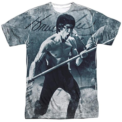 - Bruce Lee - Whoooaa T-Shirt Size XL