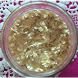 Edible Glitter Pick Up your COLOR 1/4 oz. cakes, cupcakes, cookies By Oh! Sweet Art (Light Gold Metallic)