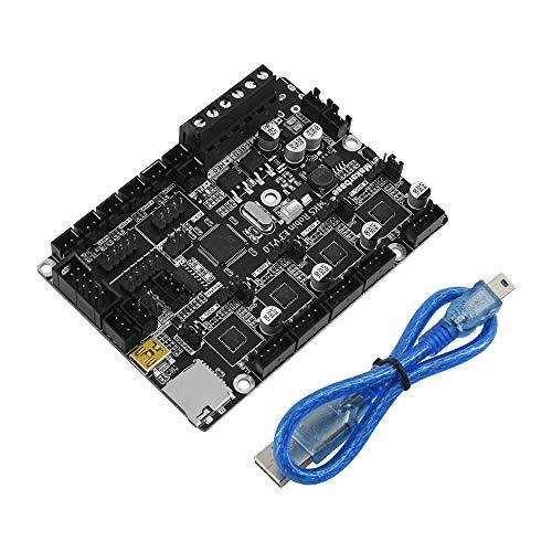 Decdeal MKS Robin E3 V1.0 32Bit Control Board Integrated TMC2209 UART Mode Upgrade 3D Printer Parts Motherboard Compatible with Creality Ender 3 Ender 5 CR-10