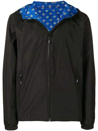classcic prix fou info pour Kenzo Homme F955BL1511NG99 Noir Polyester Blouson: Amazon.fr ...