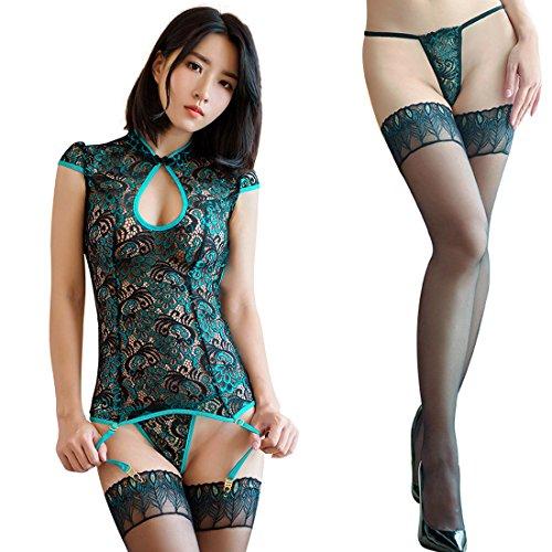 Very Hot Sexy Silk Dress - 3