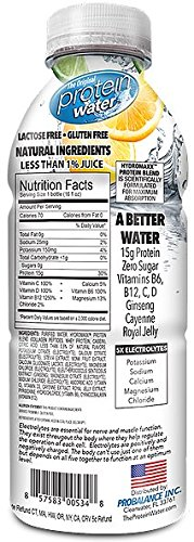 ProBalance Protein Water