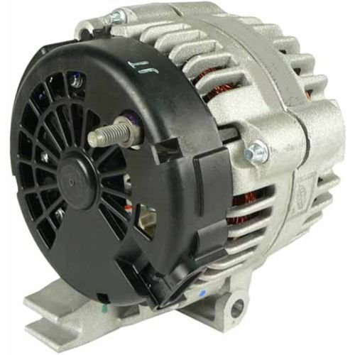 DB Electrical ADR0320 New Alternator For Buick, Chevrolet, 3.1L 3.1 Buick Century, Chevrolet 3.4L 3.4 Impala Monte Carlo 02 03 04 2002 2003 2004 321-1843 321-1862 334-1834 334-2526 10327068 10333165