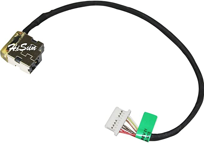 DC POWER JACK PORT SOCKET CABLE HARNESS for HP Envy X360 15-W000 15T-W000 series