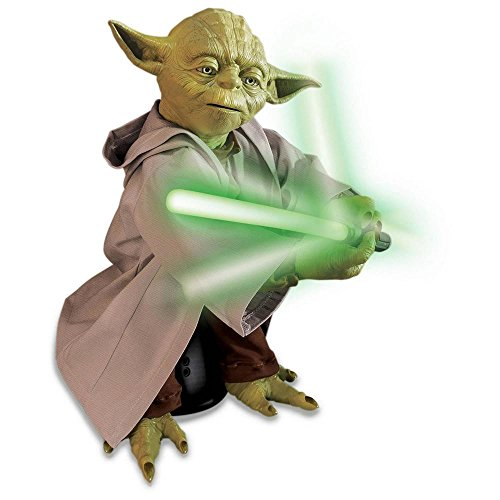 Star Wars Legendary Jedi Master Yoda (Discontinued by manufacturer)