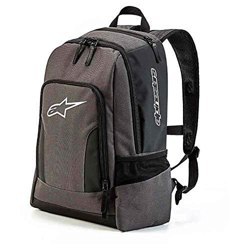 Alpinestars Black Time Zone Mens Womens Backpacks
