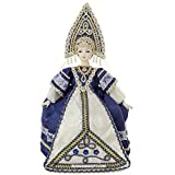 Doll Maker on ''Alyonushka in blue''