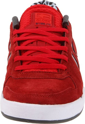 GLOBE Skateboard Shoes LIFT RED ZM0cHNmN5Z