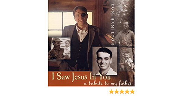 I Saw Jesus in You