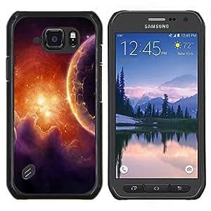 Stuss Case / Funda Carcasa protectora - Spazio - Samsung Galaxy S6Active Active G890A